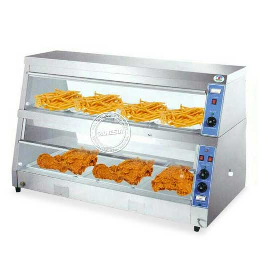 mesin penghangat makanan