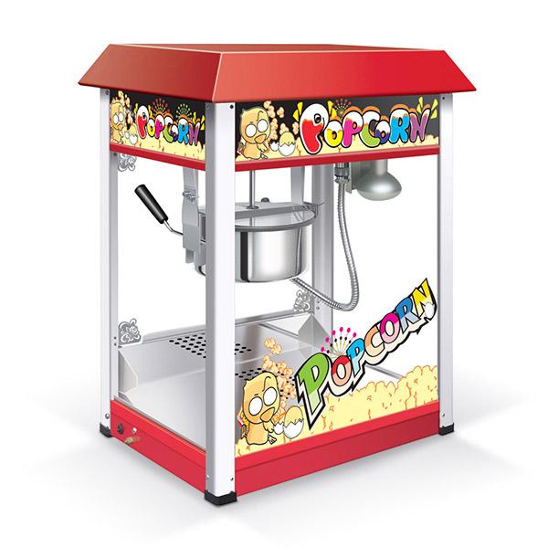 Mesin Popcorn TBG-80