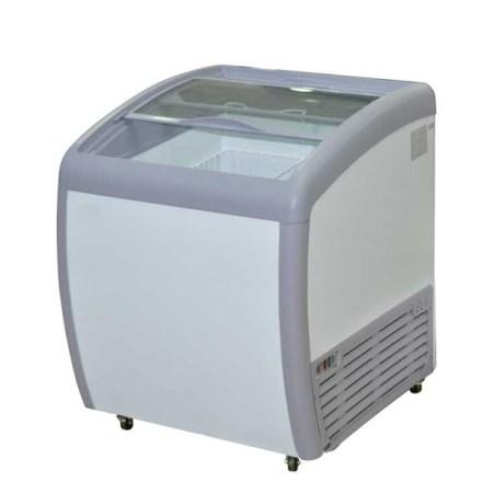 Sliding Curve Glass Freezer GEA SD 160BY
