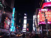 obligatory Times Square photo