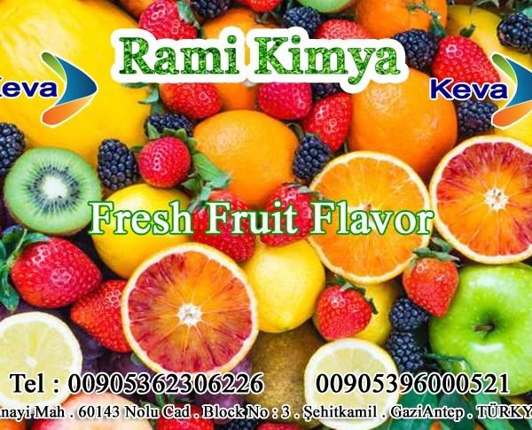 Besleyici meyve aroması