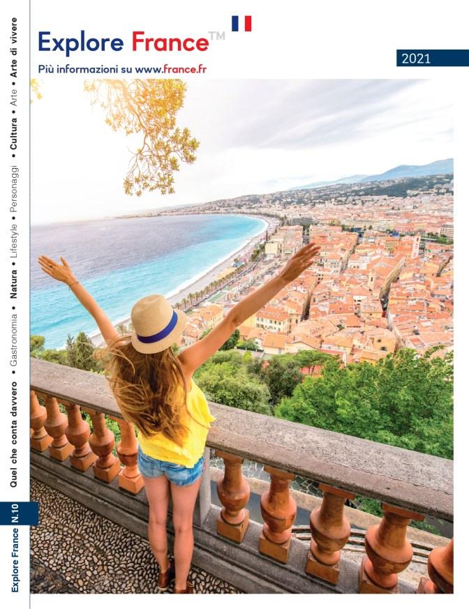 In distribuzione il magazine Explore France 2021, ecco il nuovo turismo green in Francia  Image of In distribuzione il magazine Explore France 2021, ecco il nuovo turismo green in Francia
