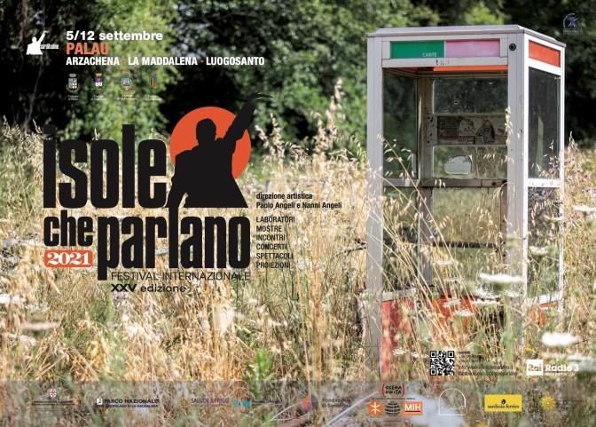 Dal 5 al 12 settembre in Sardegna torna il Festival Internazionale Isole che Parlano  Image of Dal 5 al 12 settembre in Sardegna torna il Festival Internazionale Isole che Parlano