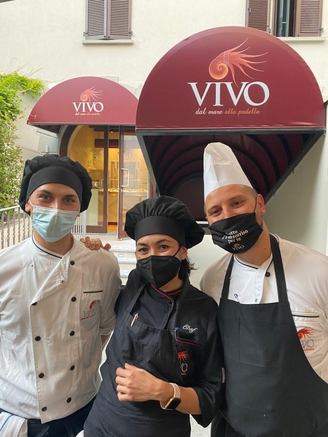 Ai ristoranti Vivo, il vero sapore del pesce dell'Argentario a Milano  Image of Ai ristoranti Vivo, il vero sapore del pesce dell'Argentario a Milano