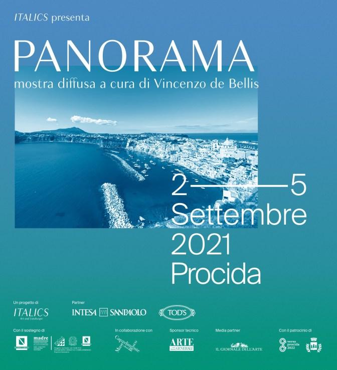 ITALICS presenta PANORAMA Procida, mostra diffusa a cura di Vincenzo de Bellis dal 2 al 5 settembre 2021  Image of ITALICS presenta PANORAMA Procida, mostra diffusa a cura di Vincenzo de Bellis dal 2 al 5 settembre 2021