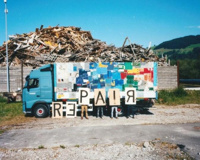"""Freitag x Circle porta la mostra """"ad absurdum"""" alla Milano Design Week  Image of Freitag x Circle porta la mostra """"ad absurdum"""" alla Milano Design Week"""