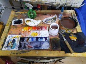 Guía definitiva para pintar con acuarela