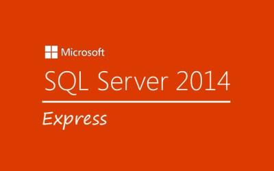 התקנת SQL SERVER 2014 Express