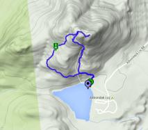 Mount Jo Elevation
