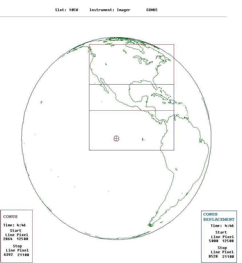 GOES-14 NOAA/Science Post Launch Test (PLT)
