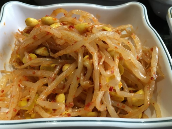 The Stone Grill - bean sprouts