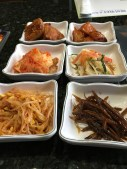 The Stone Grill - side dishes