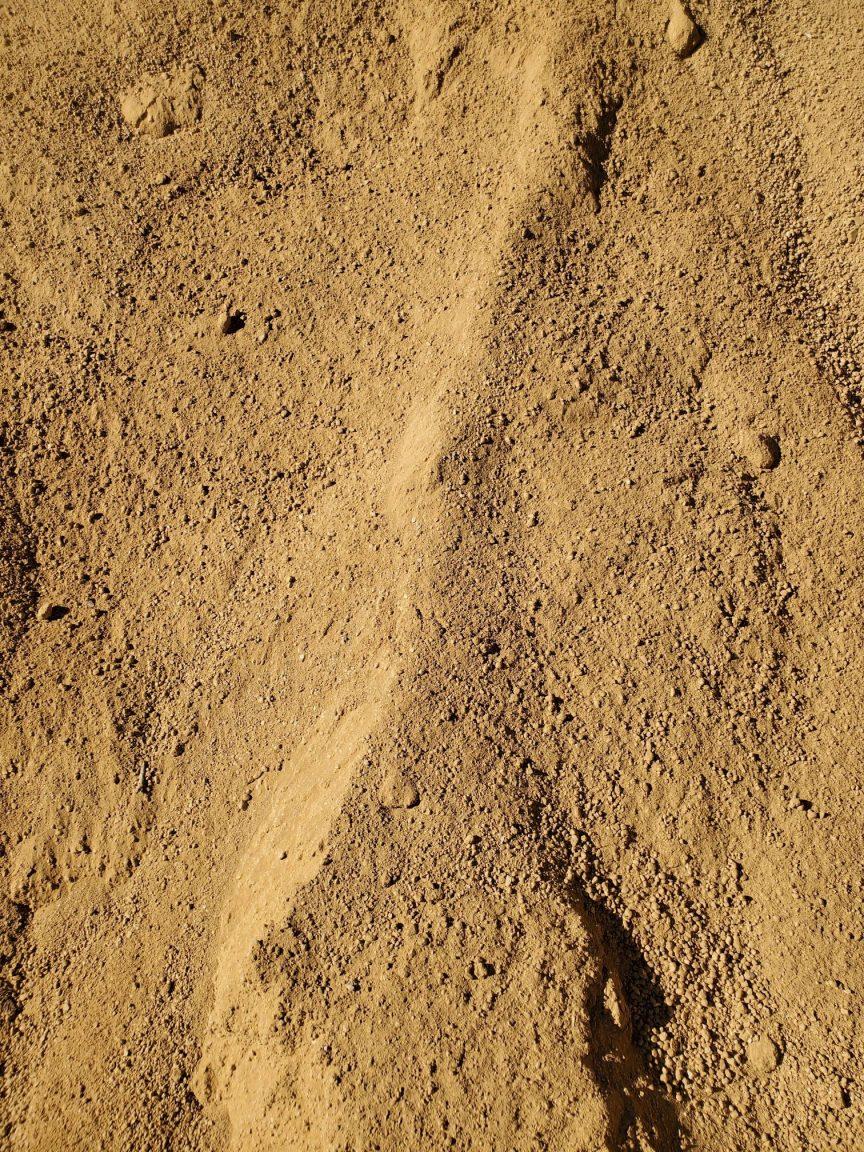 Decorative Rock - California Gold Path