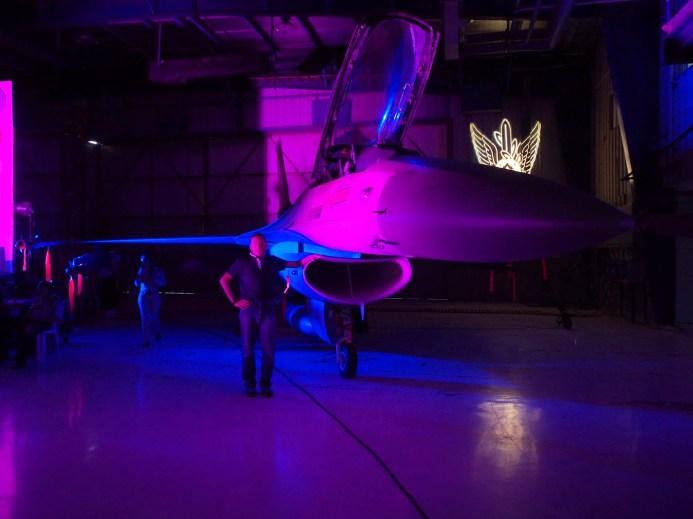 ועוד צילום עם המטוס