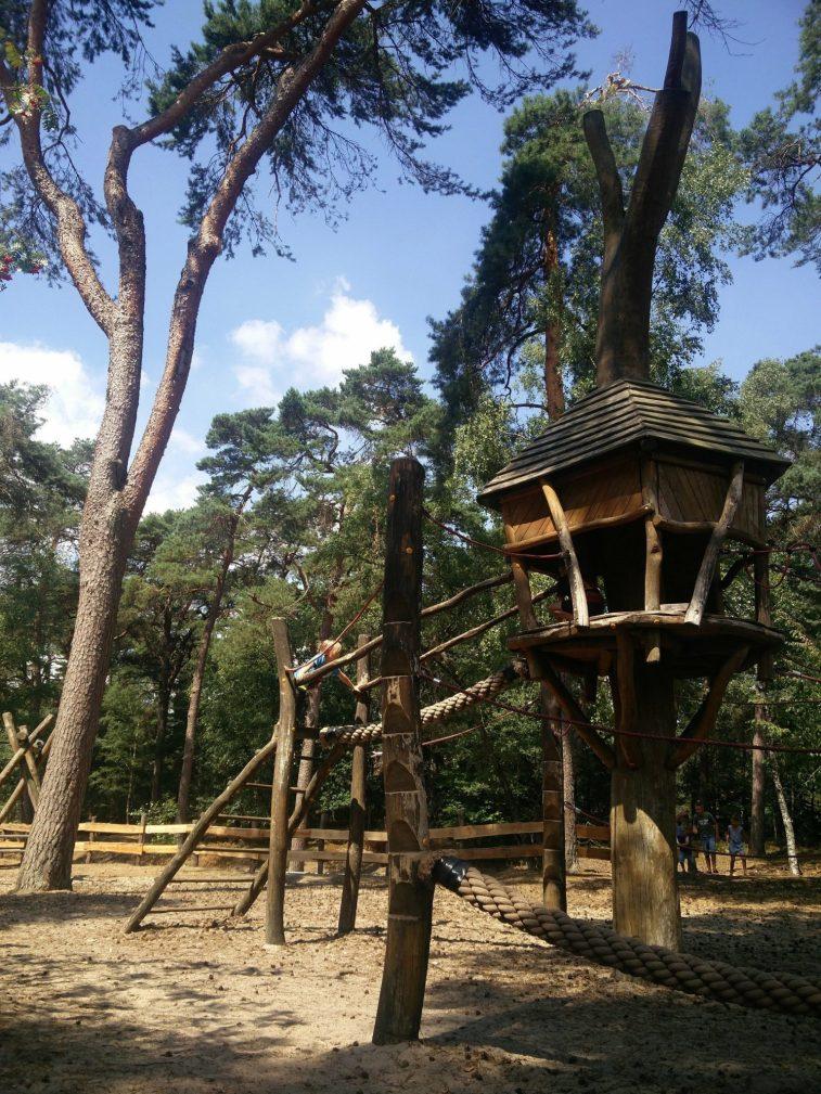 Speeltuin in park de Hoge Veluwe