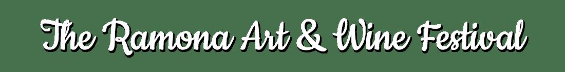 Ramona Art & Wine Festival