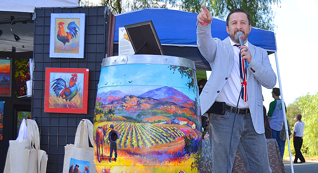 Art & Wine Fest