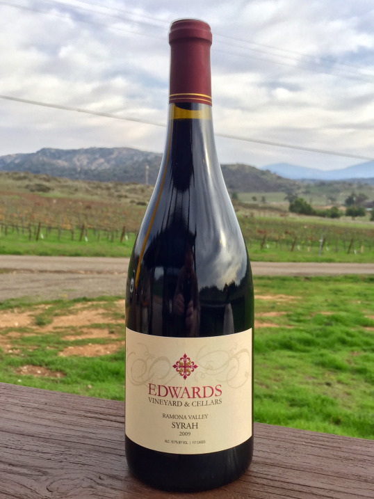 Edward's Winery Syrah