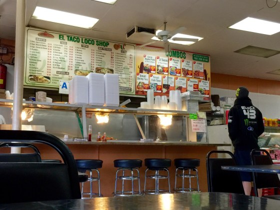 El Taco Loco Shop