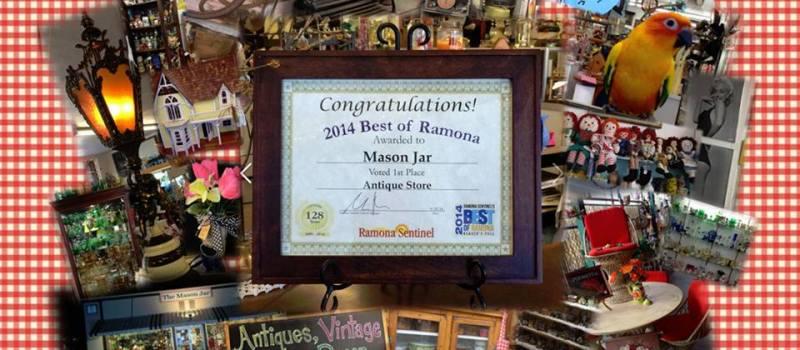 The Mason Jar Antiques