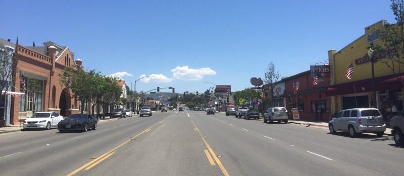 Old Town Ramona