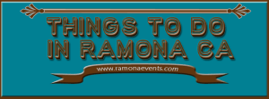 Ramona's Finest Online Events Calendar!