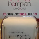 Bompiani ice cocktail