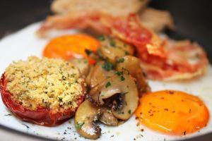 Ciao Checca breakfast bar- Roma