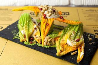 Solo Crudo Bistrot- roma- cucina raw vegan