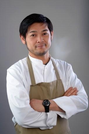 "chef Kotaro Noda-""Bistrot64""-roma"