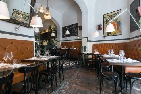 Caffè Propaganda-Roma-Via Claudia 15-ristorante-cocktailbar-pranzo-cena-cocktail-Hotel Avanguardia