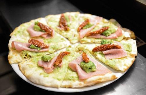Pizza Giancarlo Casa