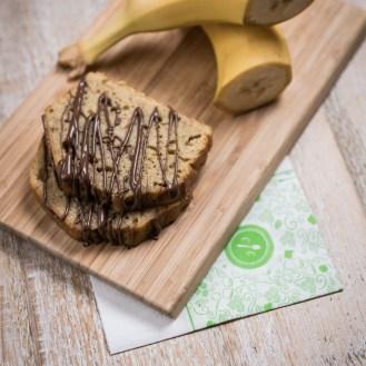 Banana bread crema alle nocciole