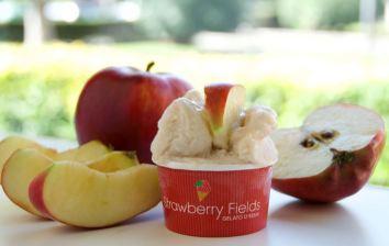 gelato alle mele