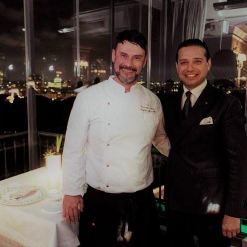 1 chef Marzetti e Luca Costanzi - restaurant manager - MIRABELLE LIGHT 2