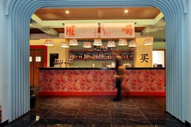 bancone bar Huobi
