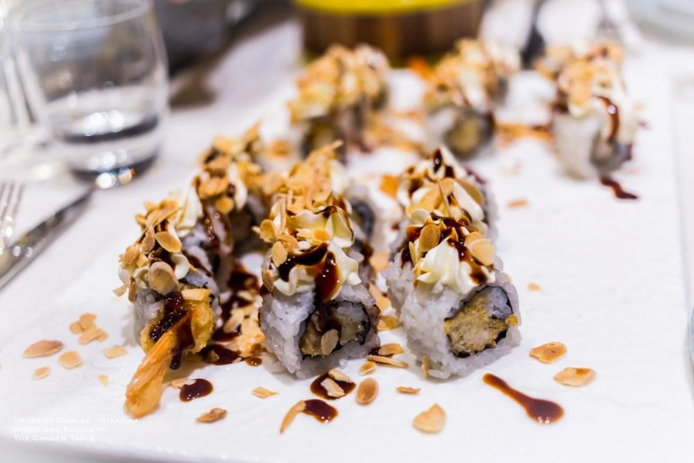 sushi Huobi Mercato Orientale