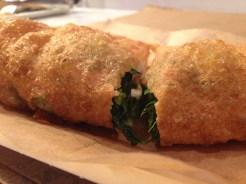 DON la vera pizza fritta napoletana - Roma- Trastevere- street food partenopeo