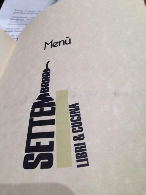Settembrini Libri&Cucina- Cene dal Mondo-Roma-via Settembrini