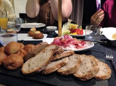 The H'All– Tailor Suite-ristorante All'Oro-albergo 5 stelle- Roma-chef Riccardo di Giacinto