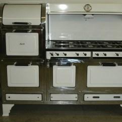 Retro Kitchen Stoves Cabinets Diy Vintage Stove Parts  54monroe The Appliance Forum