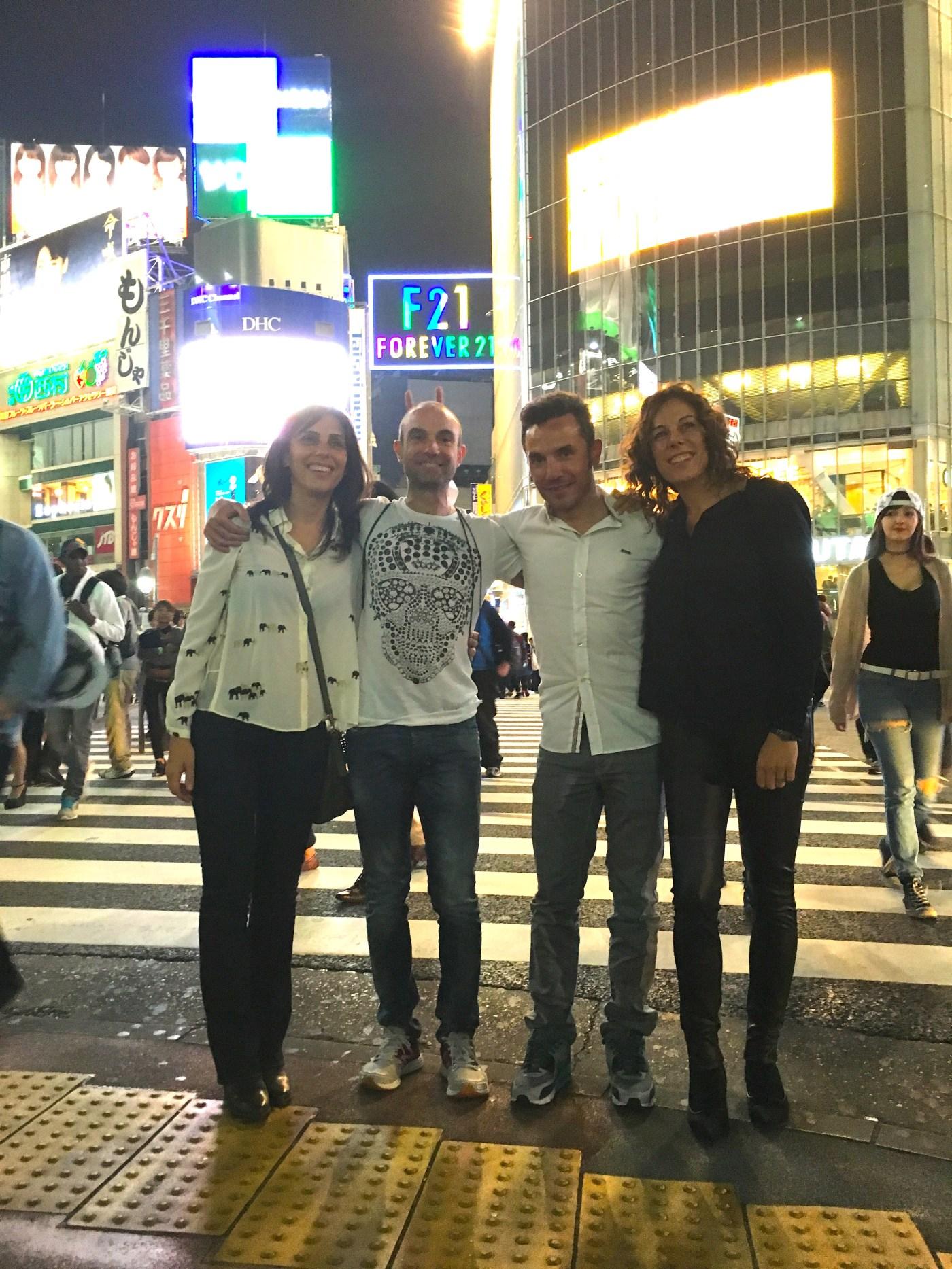 ツールさいたまの夜は渋谷