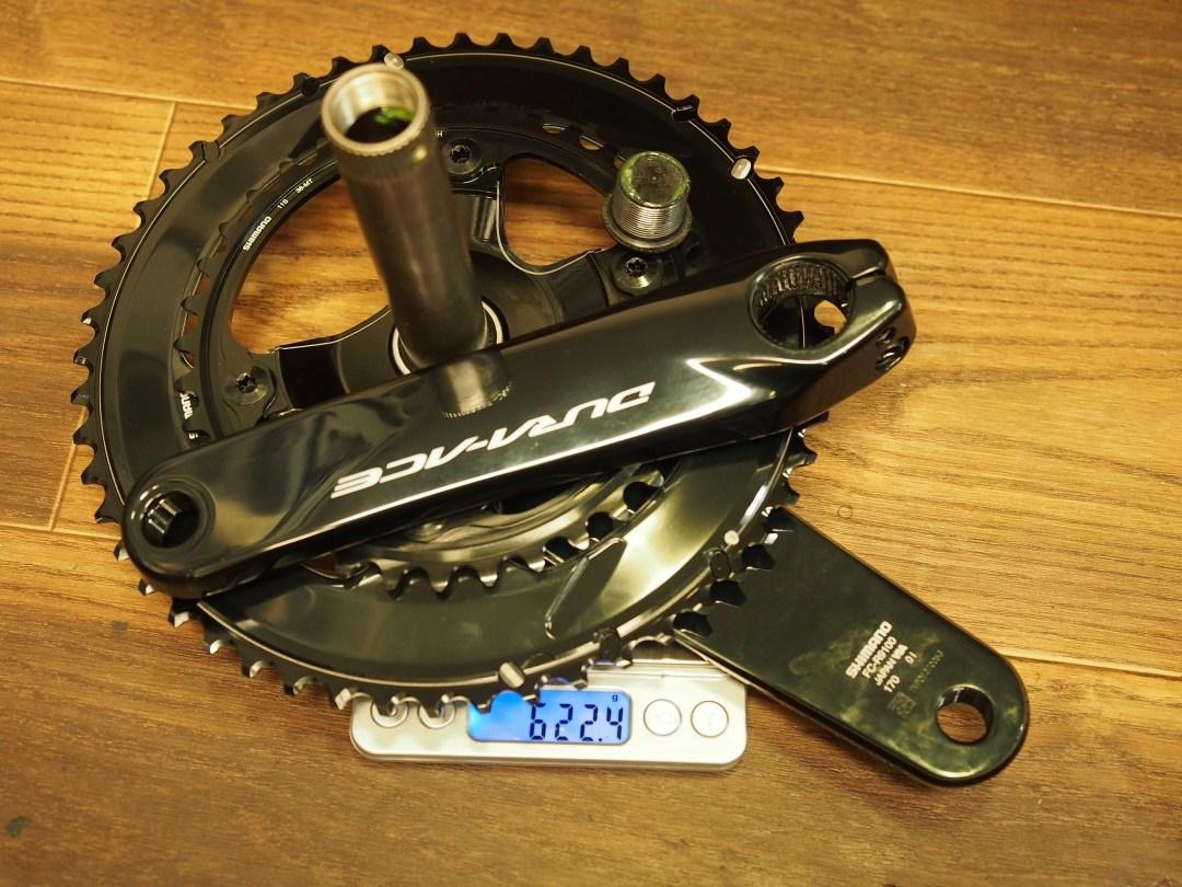 R9100 Crank set 50/34