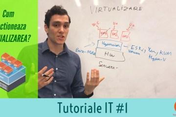 ce este virtualizarea si cum functioneaza