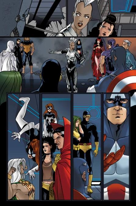 Claremont X-Men 5