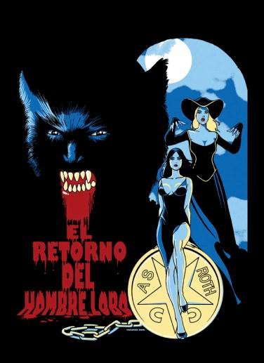 Paul Naschy werewolf