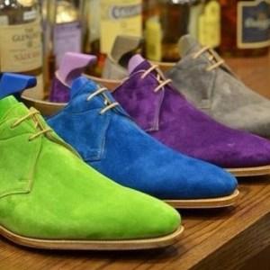zapato color