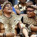 Jacob Zuma wedding photos