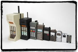 Mobile Phones from 1980s