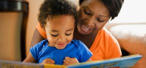 Share books with a child on World Book Day